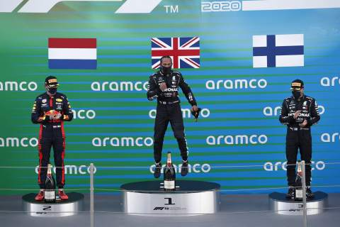 Updated F1 World Championship points standings after Spanish GP