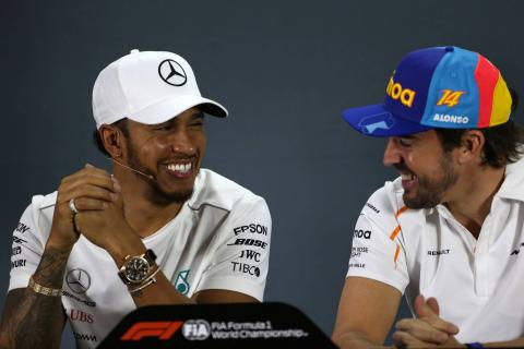 Hamilton welcomes Alonso F1 return, Vettel exit would be 'a shame'