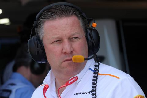 F1 budget cap 'positive' for possible McLaren WEC entry