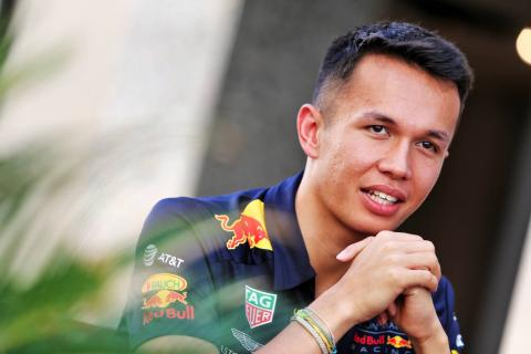 Getting 2020 Red Bull drive weight off my shoulders – Albon