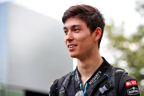 Aitken to get Williams FP1 run in second Austria F1 round