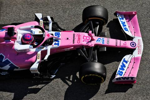 Barcelona F1 Test 1 Day 3 - Friday 1PM