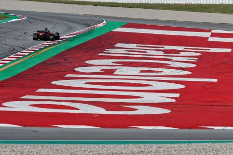 Barcelona F1 Test 2 Day 3 - Friday 11am Results