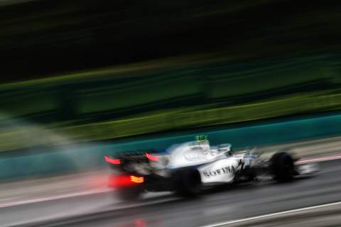 F1 Hungarian Grand Prix 2020 - Free Practice Results (2)