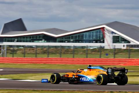 F1 British Grand Prix 2020 - Free Practice Results (3)