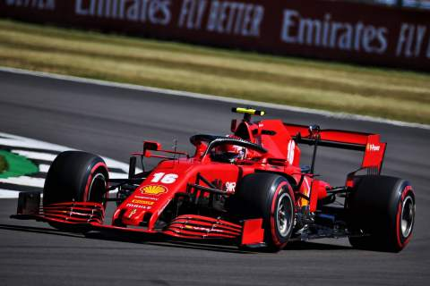 "Leclerc: Fourth in F1's 70th Anniversary GP ""feels like a victory"""