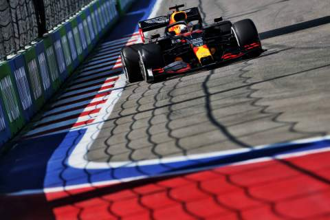 """Max Verstappen expects """"tight"""" fight with Renault F1 for P3 in Sochi"""