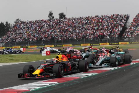 Verstappen victorious in Mexico as lapped Hamilton takes title