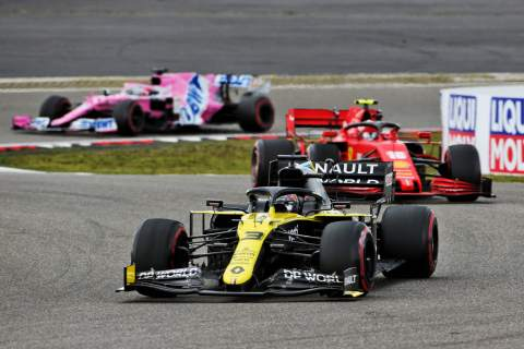 F1 Eifel Grand Prix 2020 - Race Results at the Nurburgring