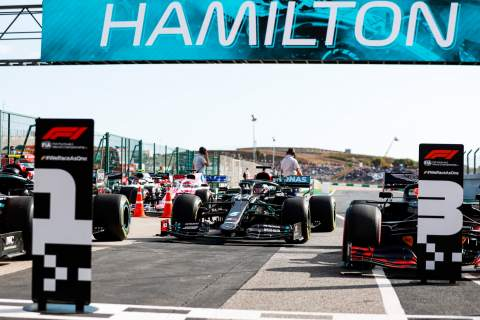 F1 GP Portugal 2020: Posisi Grid Start Lengkap di Portimao
