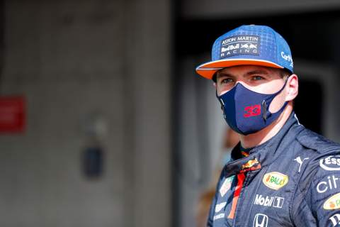 "Verstappen admits F1 Portuguese GP radio outburst was ""not correct"""