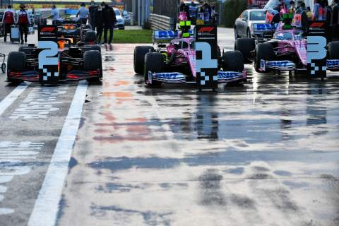 F1 GP Turki 2020 - Starting Grid Lengkap di Sirkuit Istanbul Park