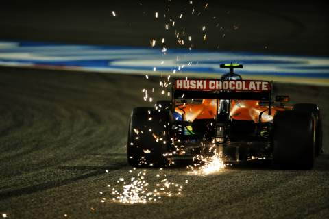 F1 World Championship points standings after the Bahrain GP