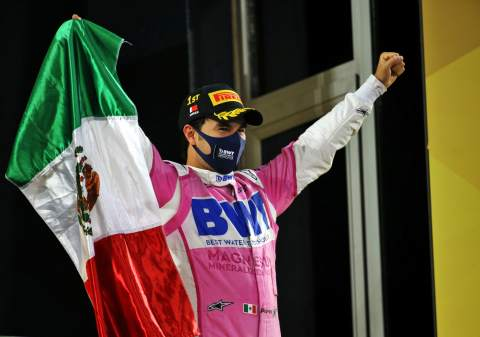 'Hard decision' but Perez is 'right driver'; Albon becomes Red Bull F1 reserve