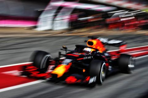 Barcelona F1 Test 2 Day 2 - Thursday 3pm Results