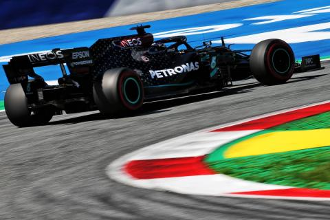 Lewis Hamilton under investigation for two alleged breaches in Q3