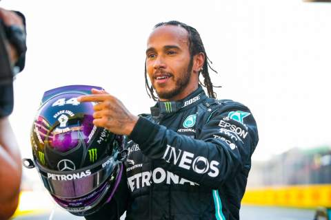"""""""Doesn't seem real"""" to be a win from Schumacher's F1 record – Hamilton"""