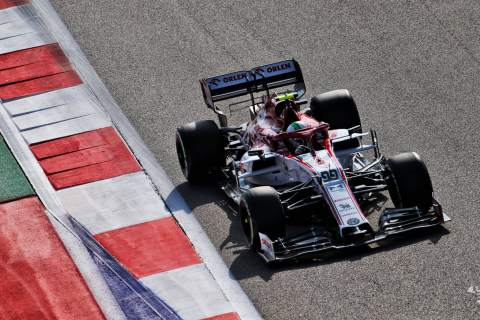 F1 Russian Grand Prix 2020 - Free Practice Results (2)