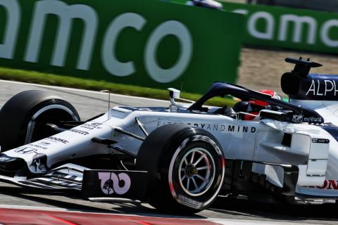 F1 Styrian Grand Prix 2020 - Free Practice Results (2)