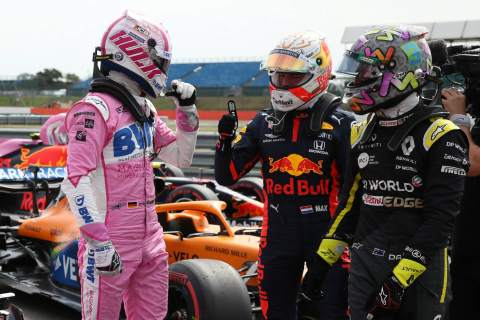 Verstappen hopes Hulkenberg's P3 will 'give him an F1 seat' for 2021