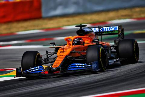 McLaren 'running out of things to try' to fix F1 cooling issue - Sainz