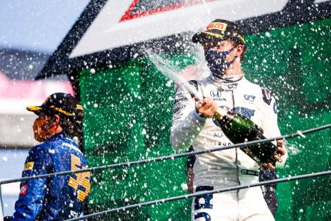 F1 World Championship points standings after Italian GP