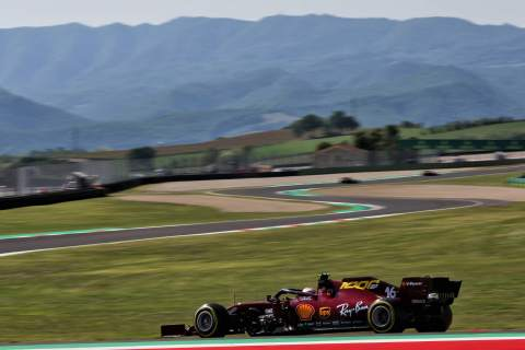 F1 Tuscan Grand Prix 2020 - Free Practice Results (1)