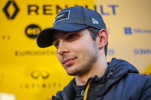 Ocon not worried about race rustiness on F1 return