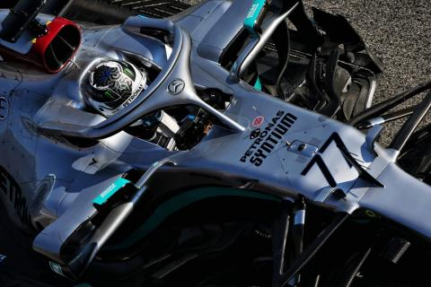 Bottas has known about Mercedes' DAS system for a year
