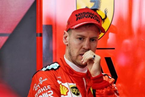 F1 Gossip: Ferrari list three replacements for Vettel?