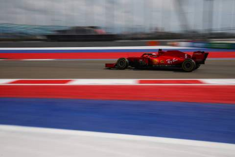 F1 Russian Grand Prix 2020 - Full Qualifying Results
