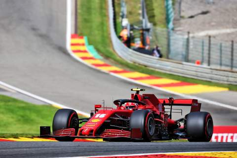 F1 Belgian Grand Prix 2020 - Qualifying Results
