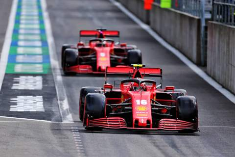 How Ferrari ended up as F1's seventh fastest team in Belgium