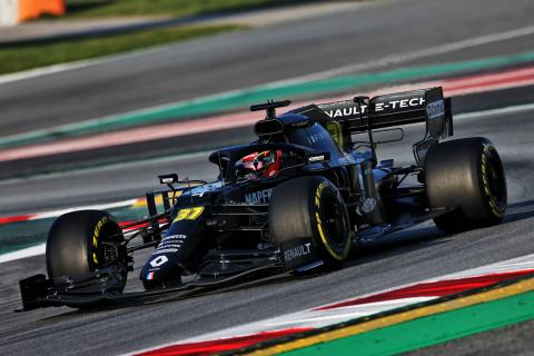 Barcelona F1 Test 2 Day 1 - Wednesday 4PM Results