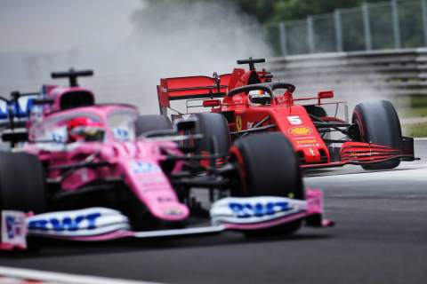 Ferrari and McLaren set to appeal Racing Point F1 verdict
