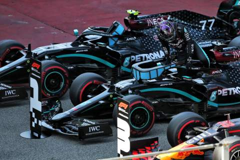 Behind dominant Mercs, who else impressed in Spanish GP F1 qualifying?