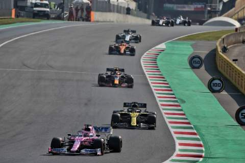 F1 Tuscan Grand Prix 2020 - Race Results