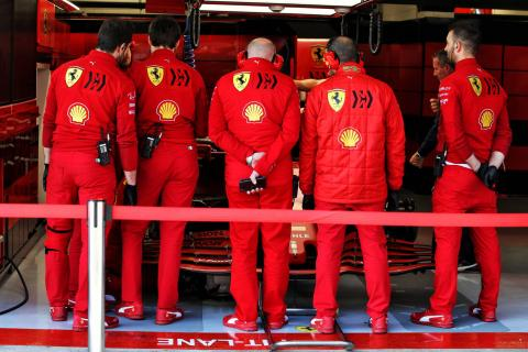 FIA 'reaches settlement' with Ferrari after power unit investigation
