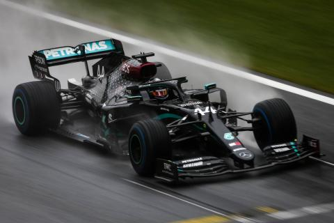 Hamilton's F1 Styrian GP pole lap 'not from this world' - Wolff