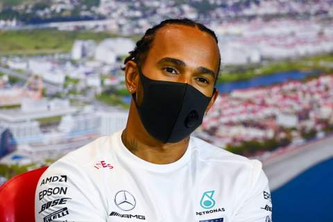"""Russian GP """"no different"""" to any other race despite F1 wins record prospect – Hamilton"""