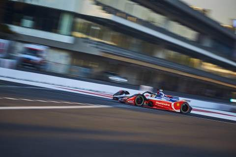 Mahindra first team to commit to Formula E Gen3 era