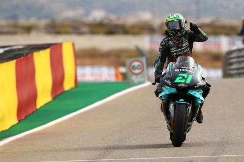 Morbidelli 'back in the game', 'full attack mode' for title