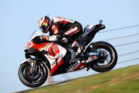 LCR boss: Nakagami's 'significant' gains unexpected, must handle pressure better