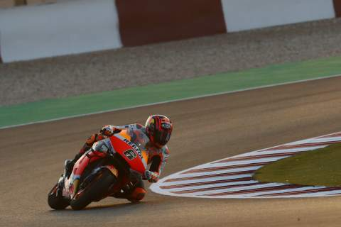 Stefan Bradl , Qatar MotoGP test, 5 March 2021