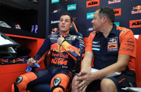 EXCLUSIVE: Paul Trevathan (KTM crew chief) - Interview