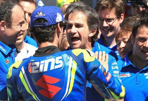 CONFIRMED: Davide Brivio leaves Suzuki MotoGP ahead of F1 switch