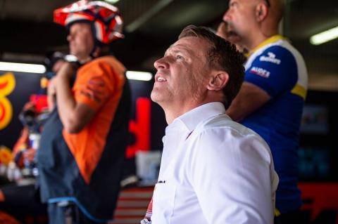EXCLUSIVE – Pit Beirer (KTM) Interview