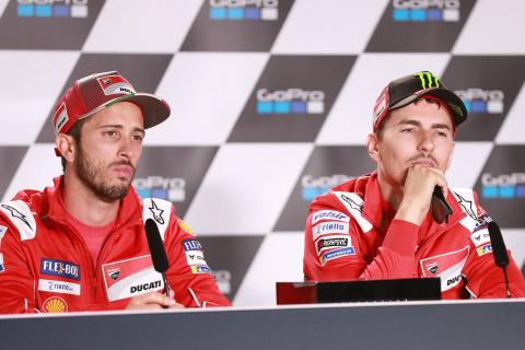MotoGP Gossip: Ducati to consider Lorenzo if Dovi goes?