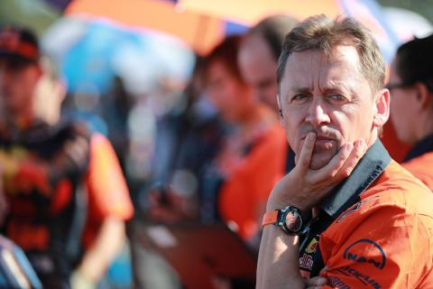 EXCLUSIVE - Mike Leitner (KTM Team Manager) Interview