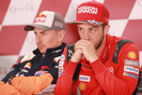 MotoGP Gossip: Dovizioso: Lorenzo's Ducati influence exaggerated